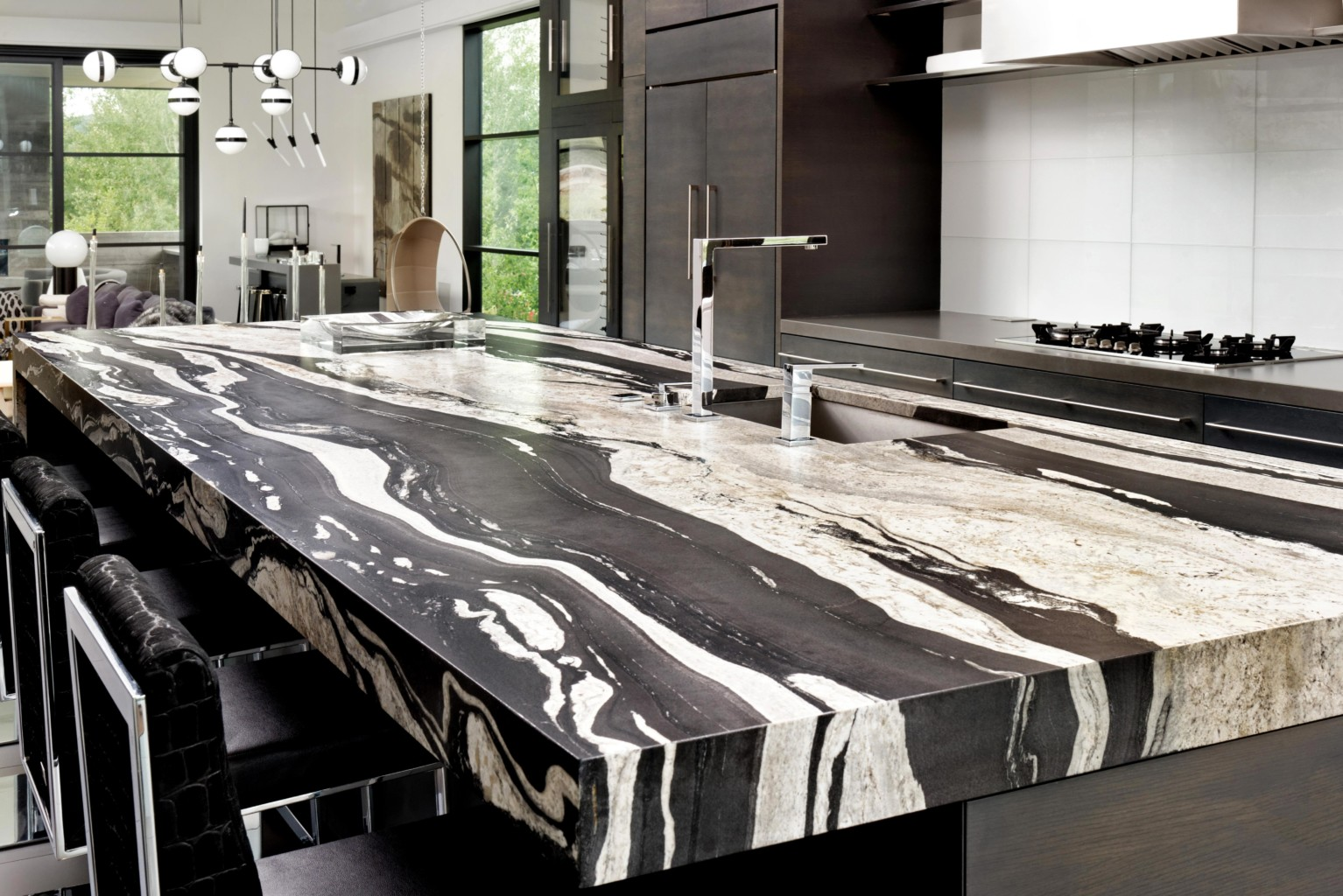 Marble, Quartz, and Cocoa: Why Chocolatiers Prefer Stone Countertops