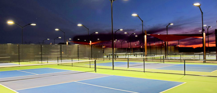 Various Ways To Give A New Touch To Your Tennis Court Lighting