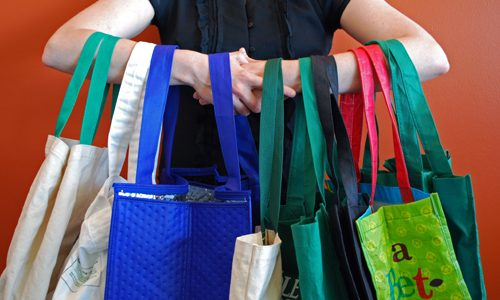 Promote Company Name Smartly Through Reusable Tote Bags to Gain Popularity