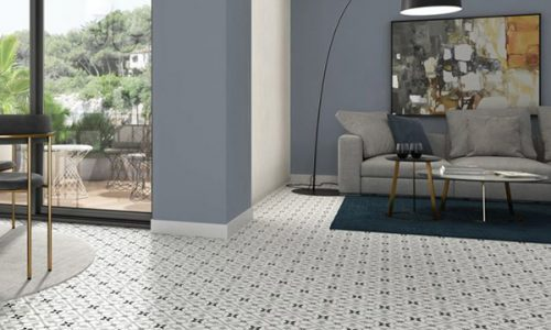 Things You Must Know About Patterned Floor Tiles