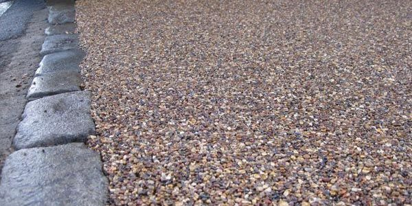 The amazing features of a resin-bound gravel